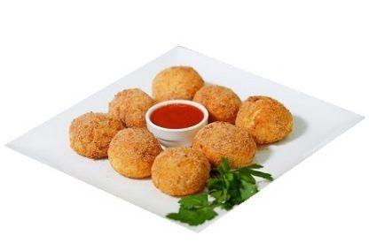 Рисовые шарики с грибами (Бизнес ланч)