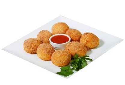 Рисовые шарики с курицей (Бизнес ланч)