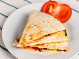Кесадилия с сыром (Бизнес ланч)