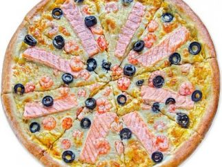 "Пицца ""Дары моря"""